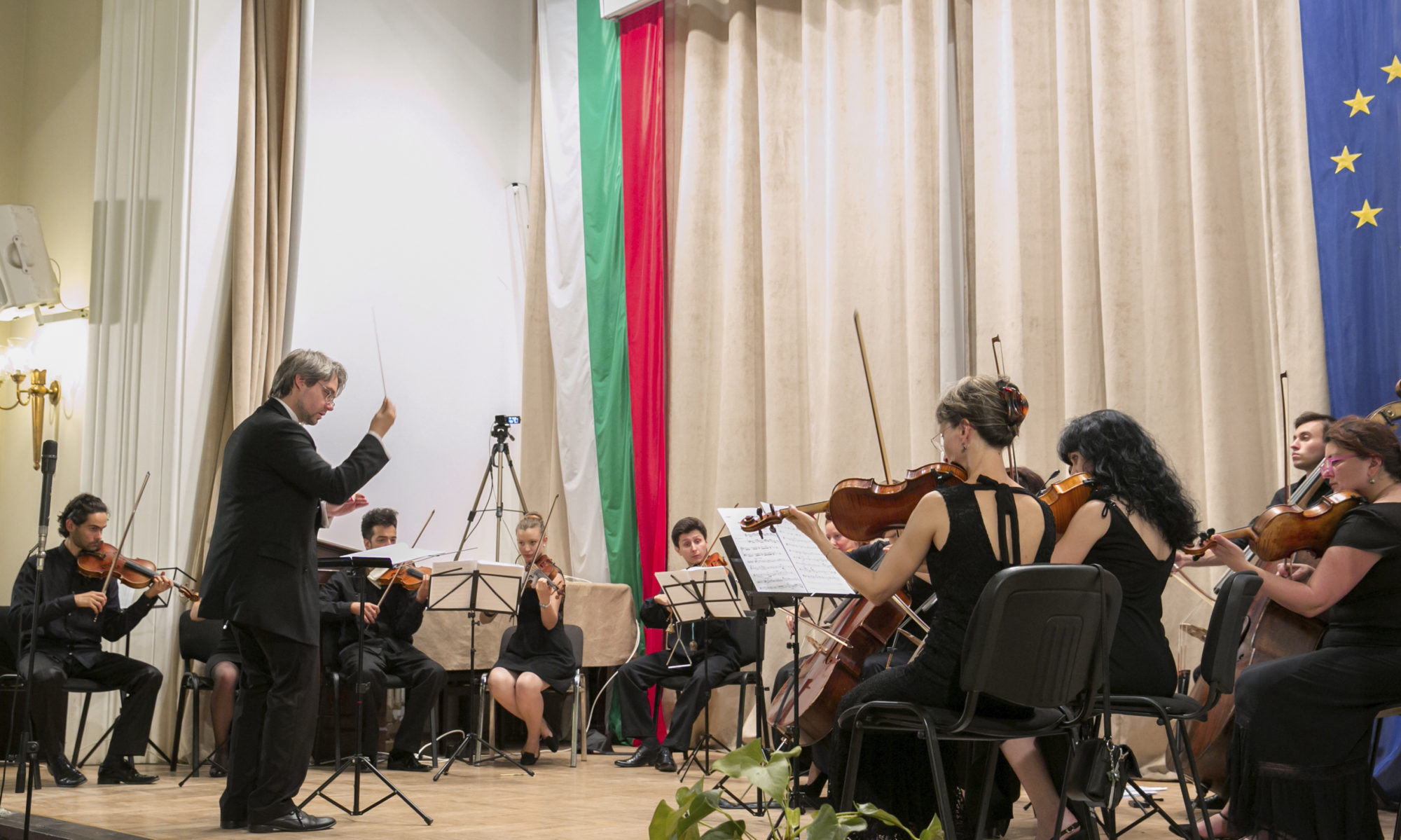432 Chamber Orchestra